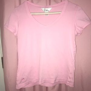 Pink Lily Pulitzer top!